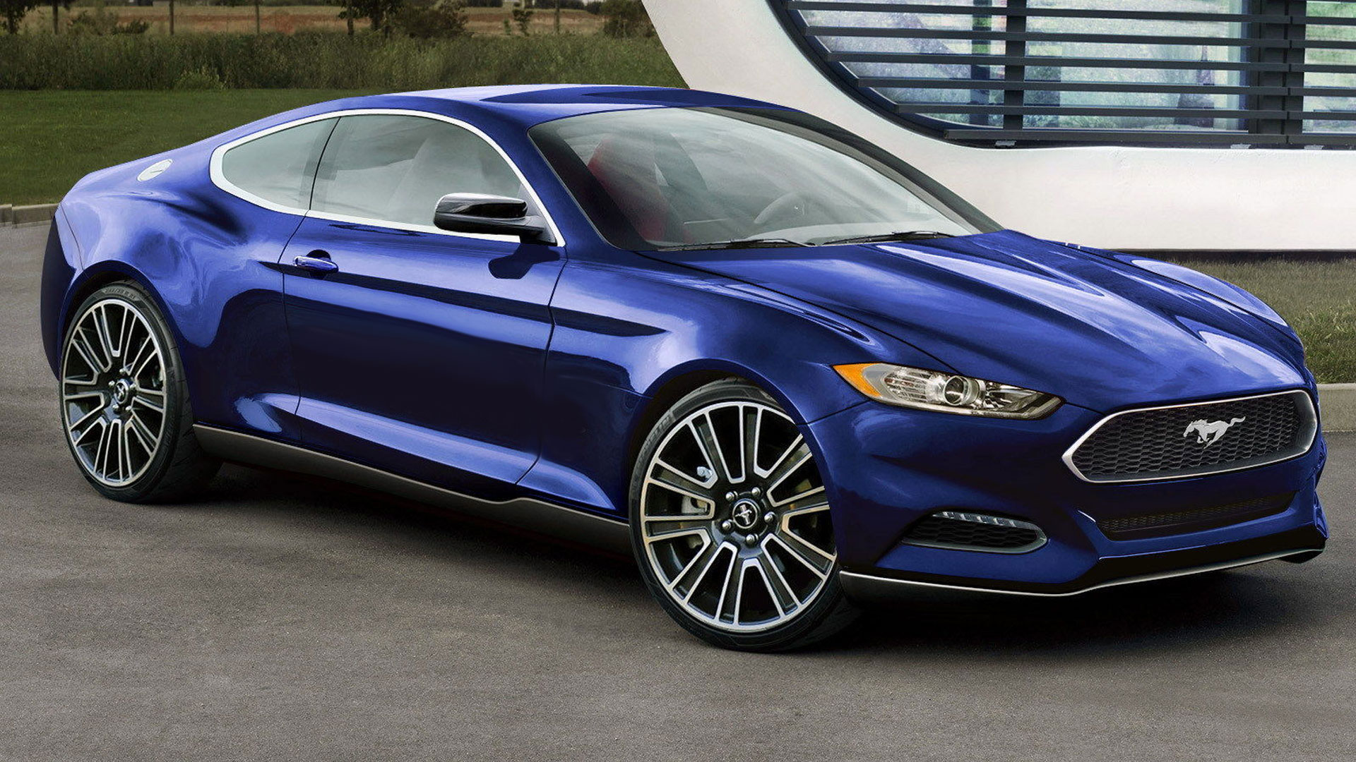 pirelli p zero new fitments on ford 2015 mustang gt your next tire blog. Black Bedroom Furniture Sets. Home Design Ideas
