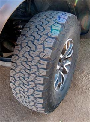 bfgoodrich all terrain t a ko2 re releases tire your next tire blog. Black Bedroom Furniture Sets. Home Design Ideas