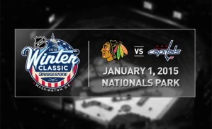 Bridgestone's NHL Winter Classic will be held January 1st