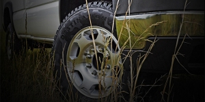 Bridgestone Launches Innovative All Terrain Tire Featuring Exclusive Etched Sidewall Design. First-of-its-kind Firestone Destination A/T Special Edition offers customized look for outdoor enthusiasts. (PRNewsFoto/Bridgestone Americas, Inc.)